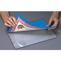 C-LINE PRODUCTS Self Laminating Sheets