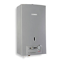 BOSCH Tankless Natural Gas Water Heater