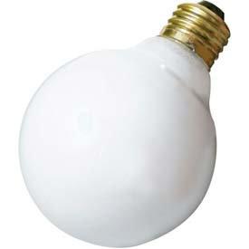 Satco G25 Globe Incandescent Bulb
