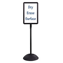 SAFCO Pedestal Display Board