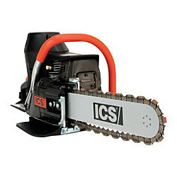 ICS Concrete Chain Saw
