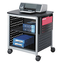 SAFCO Desk-Side Printer Stand