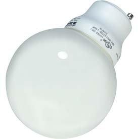 Satco Globe Twist & Turn CFL Bulb
