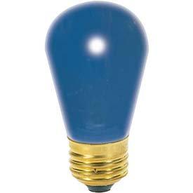 Satco Blue S14 Incandescent Bulb