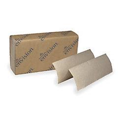 GEORGIA PACIFIC Paper Towel - Brown, Folded