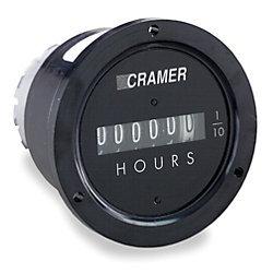CRAMER Hour Meter - 120 Vac