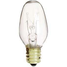 Satco C7 Incandescent Bulb