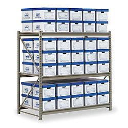 EDSAL Records Storage Rack