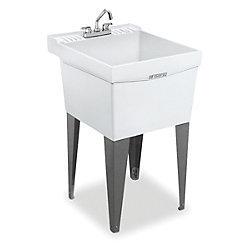 MUSTEE Utility Sink
