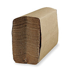 NIB Paper Towel - Centerfold, Brown