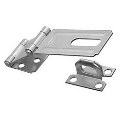Steel Safety Hasp