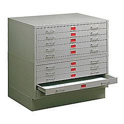 EDSAL Flat File Cabinet