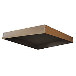 BOX KING Bulk Shipping Box Lid - Various Sizes