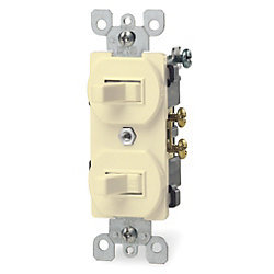 LEVITON Switch - Duplex