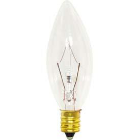 Satco B8 Incandescent Bulb