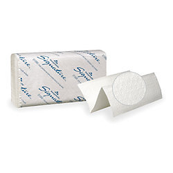 GEORGIA PACIFIC Paper Towel - White, Folded