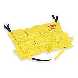 RUBBERMAID Receptacle Caddy Bag