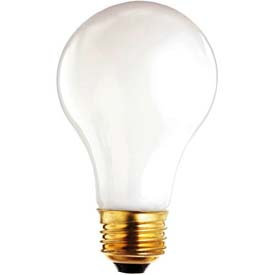 Satco Frosted Incandescent Bulb