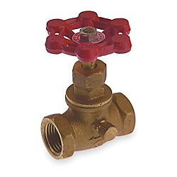 MUELLER INDUSTRIES Stop and Waste Valve