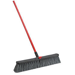 LIBMAN Push Broom - Stiff