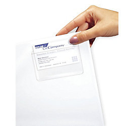 C-LINE PRODUCTS Top Load Business Card Holder