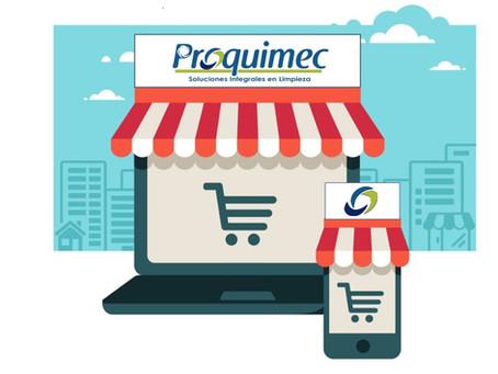 Tienda en línea Proquimec