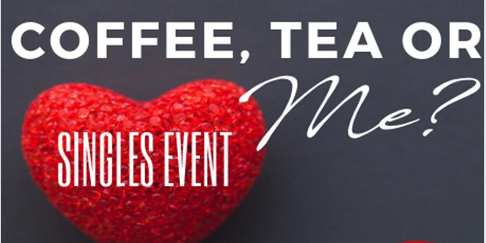 Event Facilitator for the Coffee Tea or Me Singles event