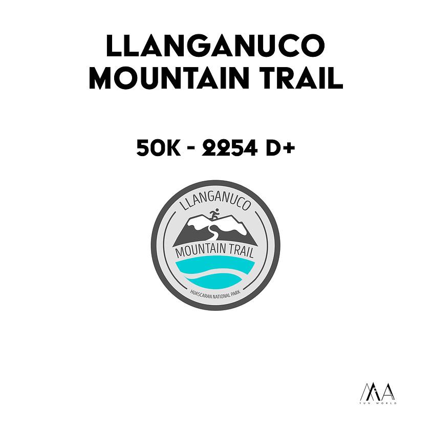 Llanganuco Mountain Trail - 50K