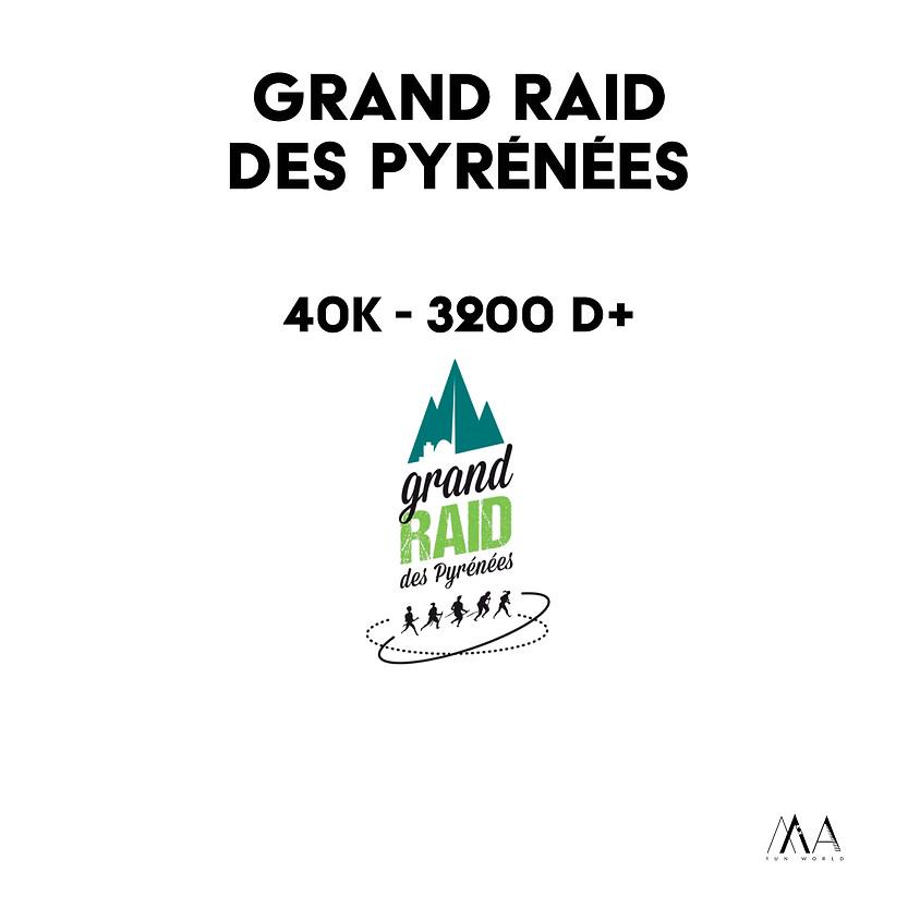 Grand Raid des Pyrénées - 40K