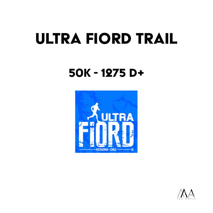 Ultra Fiord Trail - 50K