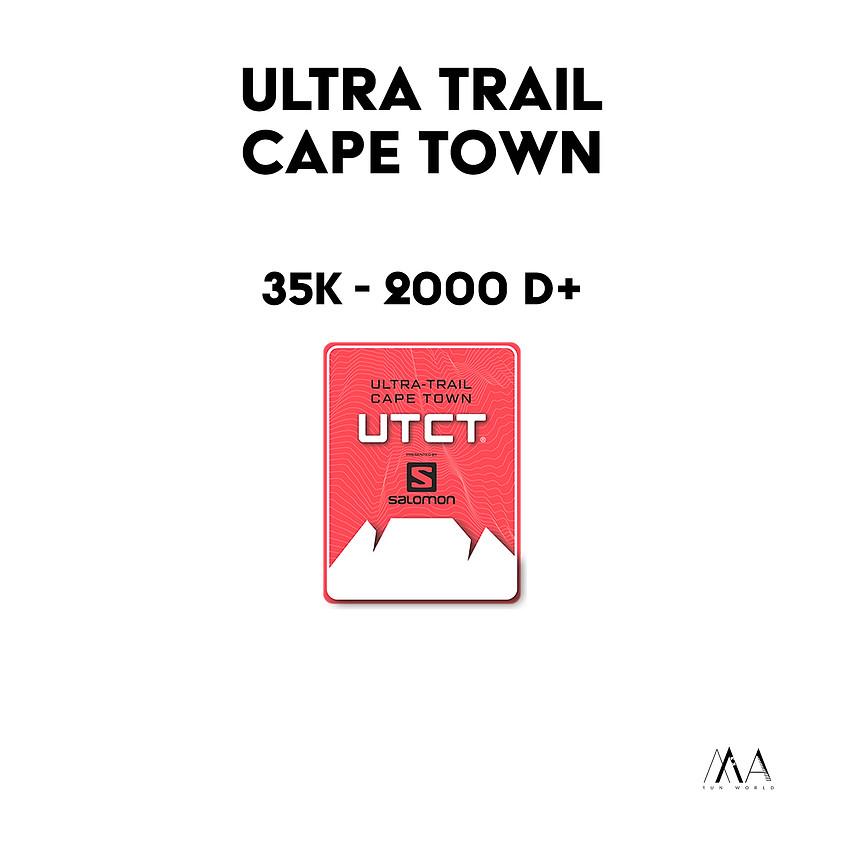 Ultra Trail Cape Town - 35K