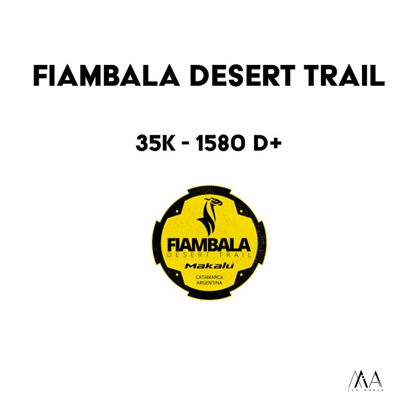 Fiambala Desert Trail - 35K