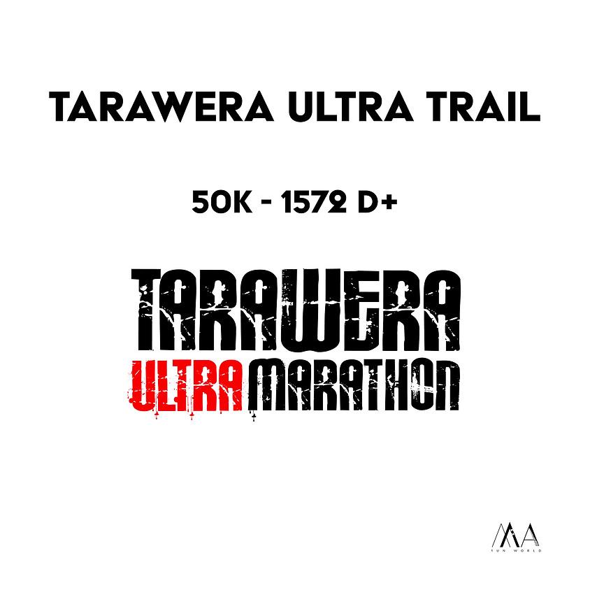 Tarawera Ultra Trail - 50K