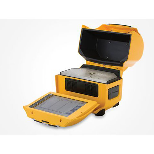 Olympus x-5000 xrf analyzer