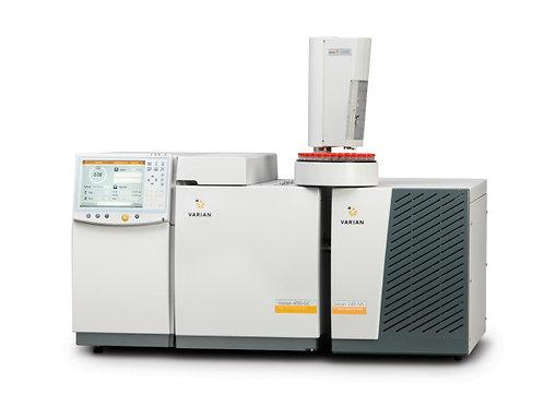 Varian 450-GC + 220-MS + CP-8400