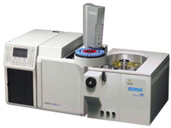 Varian 1200 Triple Quadrupole GC/MS/MS + Varian CP-3800 GC
