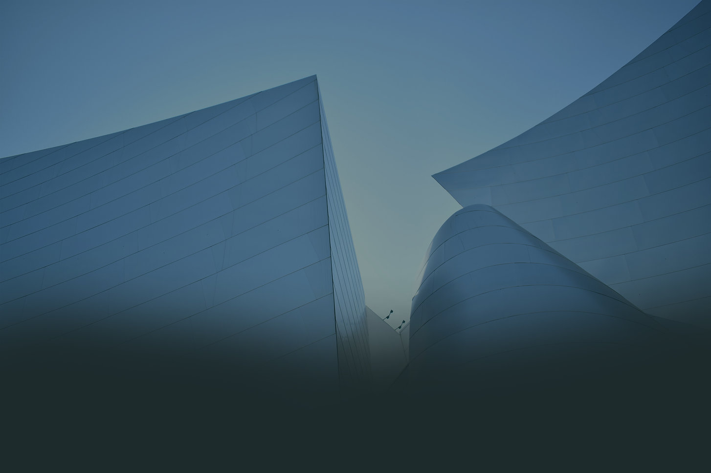 Antevorta - Disney Concert Hall background