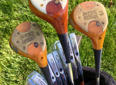 What clubs for my classic golfing adventure?
