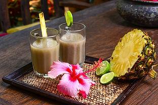 Detox Drink at The Spa Koh Chang Resort for Detox Retreat