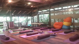 The spa kohchang yoga retreat