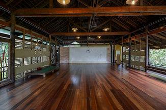 The spa main yoga sala