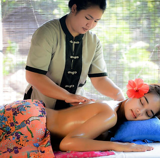 health wellness retreat and spa treatment in Koh Chang, Thailand