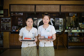 Juice fast for detox program at the spa koh chang resort, detox retreat thailand