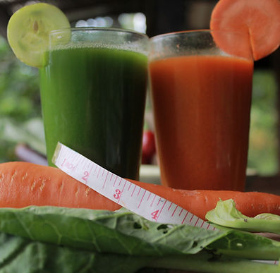 Fruit juice fasting cleanse