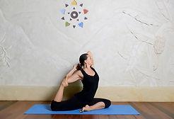 The spa yoga