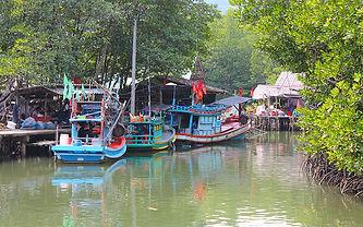 fisherman village salak kok