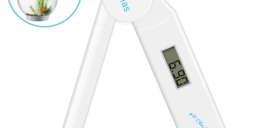 Jellas Water Quality Tester (White)