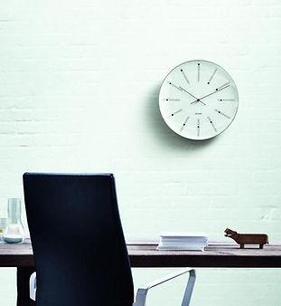 Rosendahl - Arne Jacobsen Bankers Wall Clock