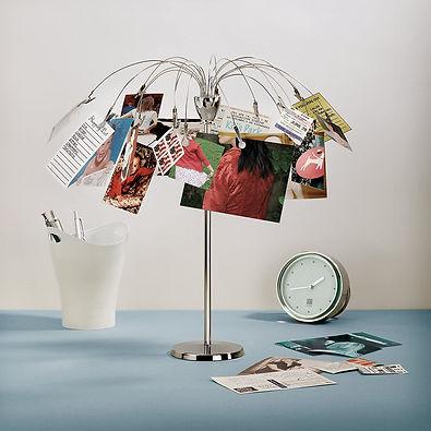 Umbra Fotofalls – Desktop Photo Holder and Picture Stand