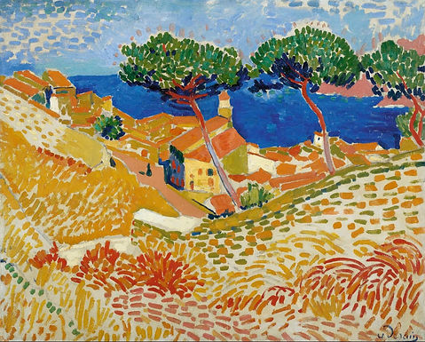 Fauvism gallery on Pinterest